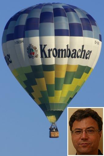 István Dr. BARLA-SZABÓ, D-OKBQ, Krombacher