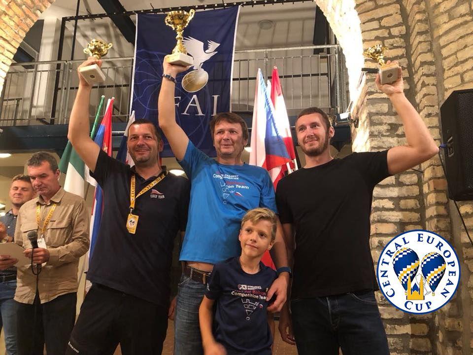Winners of CE Cup 2018